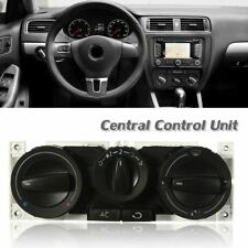 Air Heater AC Control Switch Unit Panel 1J0820045F For VW Golf Jetta Beetle New