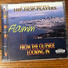 CALIFORNIA HIP HOP PLAYERS FROM THE OUTSIDE LOOKING IN-RARE-OOP-1997