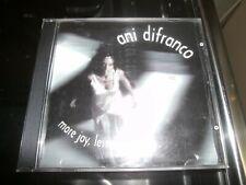 ANI dIFRANCO - MORE JOY, LESS HASTE       CD Mini Album    (1996)