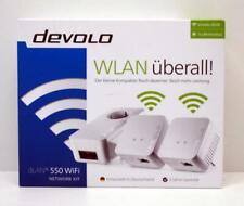 devolo dLAN 550 WiFi Network Kit Powerline