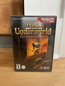 ULTIMA UNDERWORLD THE STYGIAN ABYSS PC/Pocket PC. NEW SEALED
