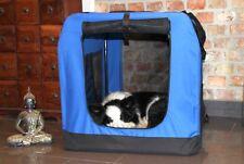 Transportbox Softbox faltbar Hundekäfig XL, 92cm Hundebox/Softcrate