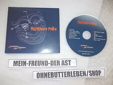 CD Folk American Cafe Orchestra - Nightmare Polka (14 Song) PRIVATE / ACO