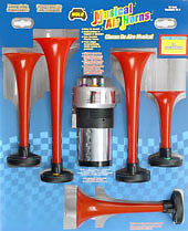 GODFATHER Musical Novelty Horn - Super Loud 118DB Car Horn