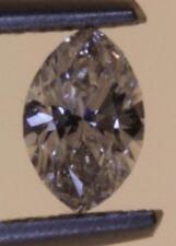 loose .25ct VS1 K marquise diamond 5.16 x 2.27mm vintage estate antique