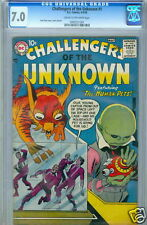 Challengers of the Unknown #1 CGC 7.0