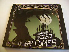 The Herbaliser - Something Wicked This Way Comes (CD, 2002, Ninja Tune) Slipcase