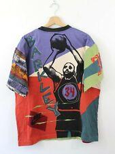 Vtg NIKE 90s Men Charles Barkley Basketball T-Shirt Jersey Oldschool Rap XL
