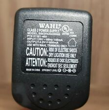OEM Wahl 4.2V 600mA Trimmer AC Power Adapter Charger  S003HU0420060  9980L 9994