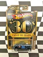 Hot Wheels 2011 HW Cars of the Decades 4/32 The 30s Neet Streeter '36 Ford Coupe