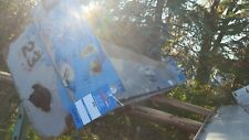 Used Swenson Stainless Steel 8ft Under Tailgate Salt Spreader With Spinner 2