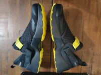 Nike Air Jordan Trunner LX Thunder Yellow Black Optical 897992-031 Size 11.5