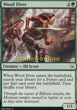 4x Wood Elves (Waldelfen) Nissa vs. Ob Nixilis Magic