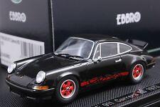 Ebbro 43886 1:43 Scale Porsche 911 Carrera 2.7 RS 1973 Die Cast No MiniChamps