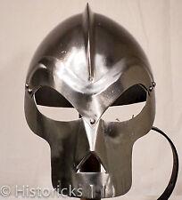 Skull Helmet - role-play / larp / fancy-dress / theatre