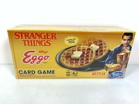 Stranger Things Eggo Card Game - NEW SEALED - Fast Shipping!