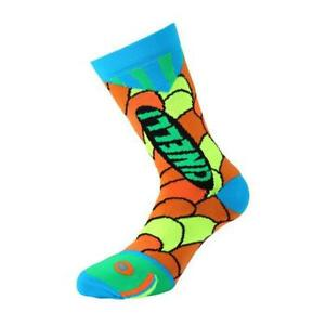 Ana Benaroya 'Poseidon' Cycling Socks - Made in Italy by Cinelli