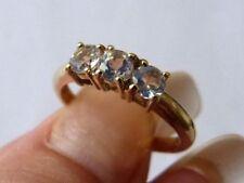 9 Carat No Stone Ring Vintage Fine Jewellery (1980s)