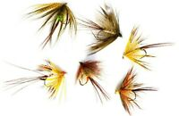 BANN VALLEY QUALITY IRISH TROUT FLIES MAYFLIES WET LOUGH FISHING X3