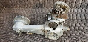 Lambretta LD 125cc engine
