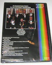 KENNEDY CENTER HONORS DVD Led Zeppelin, Buddy Guy, David Lettterman, 2012 Sealed
