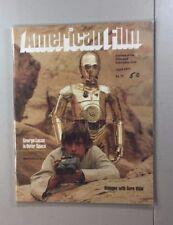 VINTAGE AMERICAN FILM MAGAZINE APRIL 1977 SW4