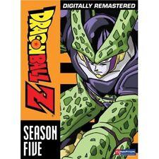 Dragon Ball Z: Season 5 (DVD,2008)