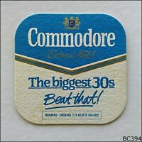 Commodore Extra Mild The biggest 30s Beat that! Coaster (B394)