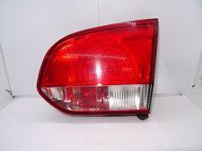 VW GOLF MK6 4 DR 2009-2013 DRIVER RIGHT INNER REAR LIGHT BACK LIGHT 5K0945094J