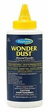 Farnam Wonder Dust 4 Oz | Would Powder for Horses and Show Stock