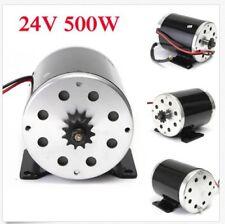 24V 500W DC Elektrobürste ZY1020 Motor für DIY Elektroroller Go-Kart