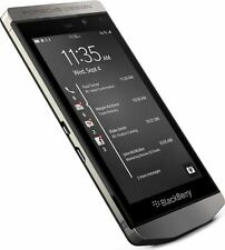 "Blackberry Porsche Design P9982  BLACK GRADO ""C+"" GARANZIA  -  ACCESSORI"