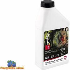 Zombie Liquid Latex 17oz Scars Flesh Halloween Make Up Fancy Dress Accessory