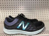 New Balance 420v3 Womens Athletic Running Shoes Size 11 Black Blue Gray