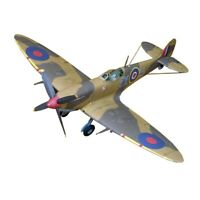1:33 Scale Spitfire Fighter Aircraft 3D Paper Model DIY Military Toy WWII UK
