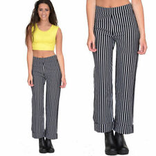 Unbranded Wide Leg Capri, Cropped Trousers for Women