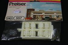 W727 PREISER Train Maquette Ho 557 plastique decor diorama paletten
