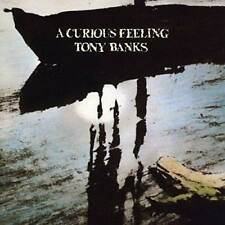 Tony Banks - A Curious Feeling (NEW CD+DVD)