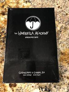 The Umbrella Academy: Apocalypse Suite by Gerard Way (2019 Hardcover) Brand New
