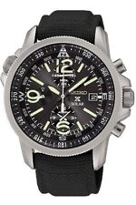 Seiko Prospex Men's Watch ALARM CHRONOGRAPH DATE SOLAR WATCH SSC293P2