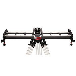 Proaim 4ft  Flyking Precision Camera Slider (100mm bowl) (P-FK-4-BL)