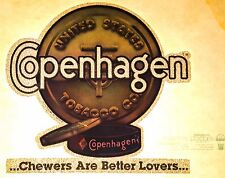 70's SKOAL Dip Country Chewing Copenhagen Tobacco vTg Orig t-shirt iron-on NOS