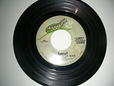 Bread - The Guitar Man / Just Like Yesterday 45   Elektra VG= 1972