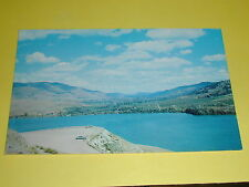 Kalamalka Lakeand Coldstream Orchards B.C.Postcard Canada