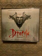 WOJCIECH KILAR BRAM STOKER'S DRACULA EXPANDED SOUNDTRACK 3 CD SET FORD COPPOLA