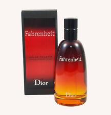 Dior Fahrenheit 100ml EDT Spray NEU/OVP Folie