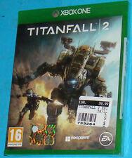 Titanfall 2 - Microsoft XBox One - XBOXONE PAL New Nuovo Sealed