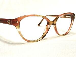 Michael Kors KIA MK4042 3242 Women's Brown & Pink Eyeglasses Frames 51/16~135