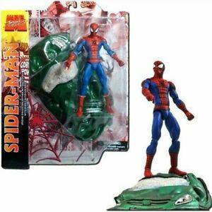 "Marvel Select Spiderman 7"" Action Figure Avengers Hero ***IN STOCK"