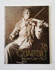 78 Quarterly Magazine,  Vol 1 - No 3